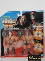 Hasbro Official WWF Demolition Smash Crush Tag Team Figure WWE JAPAN F/S Track