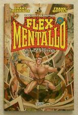 Flex Mentallo Man of Muscle Memory Deluxe Edition TPB HC Hardcover DC Vertigo