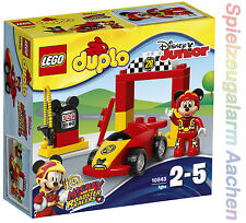 LEGO 10843 DUPLO Disney Junior Mickey Maus and the Roadster Racers N6/17