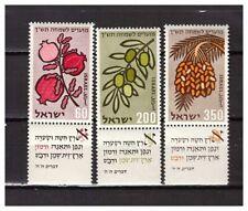 s30053) ISRAEL MNH** 1959 New year 3v