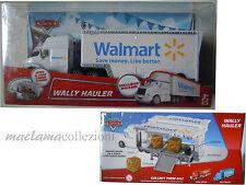 CARS Disney pixar cars WALLY HAULER 2014 rarissimo walmart novita mattel maclama