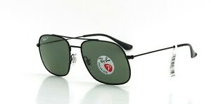 Men's Ray-Ban Polarized Sunglasses RB3595 901/9A, New