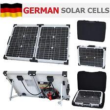 Panel Solar De 40 W 12 V Plegable Kit de carga de la batería para Camper, Caravana, Barco/Marine