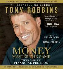 MONEY Master the Game: 7 Simple Steps to Financial Freedom, Robbins, Tony