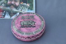 Reuzel Pomade pink 113 gr starker Halt wenig Glanz