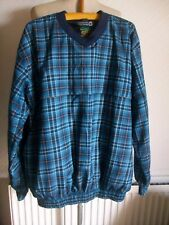 Sunderland of Scotland Weatherbeater Waterproof Breathable Golf Top, Size Large