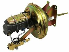 1973-87 Chevy Truck Power Brake Booster Kit - Disc / Drum