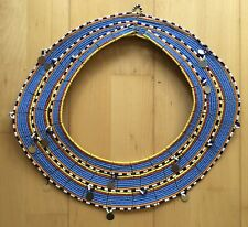 Traditional & Authentic African Tribe - Tribal - Women's Beaded Necklace