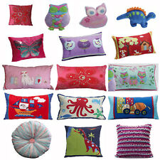 Kids Boys Girls Children Cushion by Jiggle & Giggle - Shaped Round Square Oblong