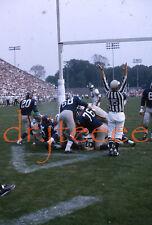 1964 Touchdown! GIANTS vs EAGLES - 35mm Football Slide