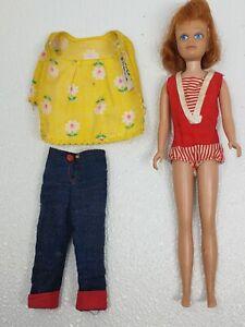 Vintage 1963 Skipper Doll No reserve