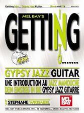 Entrare in Gypsy JAZZ MANOUCHE CHITARRA per imparare a riprodurre la musica libro online AUDIO