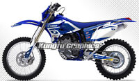 MX Graphics Custom Sticker Kit for Yamaha WR250F WR450F WR 250F 450F 2005 2006