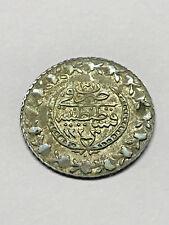 1808-1839 Ottoman/Turkey Silver 20 Para #9329
