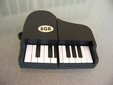 pendrive 8gb, 8 GB USB/ Pen drive instrumento musical piano