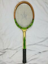 Vintage Wooden Tennis Racket Spalding Rosemary Casals Model Spalding Handle