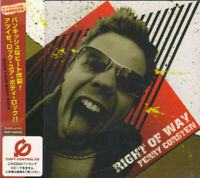 Ferry Corsten - Right of Way (2004)  Japanese CD w/Obi  NEW/SEALED  SPEEDYPOST