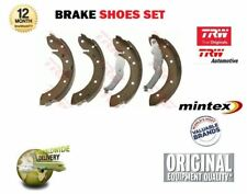 FOR BMW E36 316 318 TDS + COMPACT 1990-1999 TRW REAR AXLE -ABS BRAKE SHOE SET