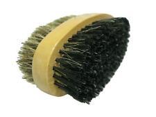 Beard Hair Boar Bristle Brush Double Sided Soft And Hard Bristles