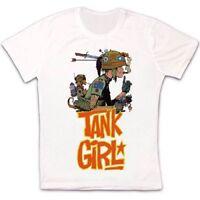 Tank Girl Charlie Don't Surf Retro Vintage Hipster Unisex T Shirt 166