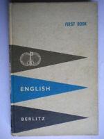 English first bookberlitzscuola  grammar reading conversation lingua inglese