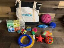 Enabling Devices Therapeutic Balls Kit for Special Needs Students 9085 Ed1 New