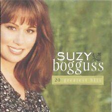 Suzy Bogguss - 20 Greatest Hits [New CD]