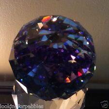 Swarovski Crystal HELIO 60mm Round Ball Paperweight MIB!! #9404 NR 60 ERV: $450