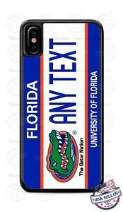 Florida Gator Football Logo Design Phone Case Cover Fits iPhone Samsung Google