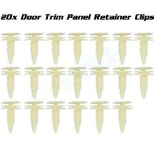 20 Door Trim Panel Retainer Clip For Chevrolet Oldsmobile Pontiac Buick