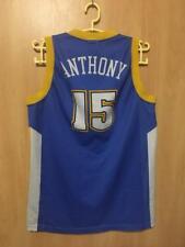 NBA DENVER NUGGETS BASKETBALL SHIRT JERSEY CHAMPION CARMELO ANTHONY #15