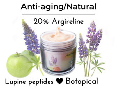 Lupine peptide & Apple Botopical wrinkle freeze cream 20% Argireline vit ABCDE