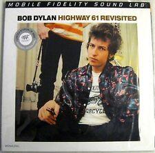 Bob Dylan - Highway 61 Revisited - MONO 2 LP - 180 Gram - Mobile Fidelity - New
