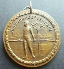 Ruder Medaille 1930 , Ruderverband , Bronzemedaille