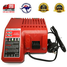 Battery Charger For Milwaukee M18 48-59-1812 48-11-1840 14.4-18V Li-ion Battery