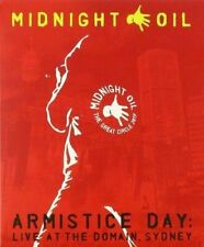 MIDNIGHT OIL Armistice Day: Live At The Domain, Sydney BLU-RAY BRAND NEW