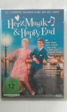 Herz, Musik & Happy End - Die schönsten Schlager-Filme der 60er Jahre  4 DVDs