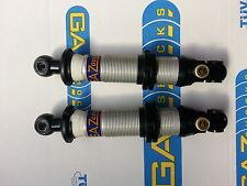 "13"" open Gaz Gold racing aluminium adjustable shocks."
