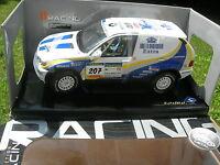 SOLIDO 1/18 BMW X5 4X4 RALLYE X-RAID 2004 N°207 Luc ALPHAND / MAGNE PARIS DAKAR!