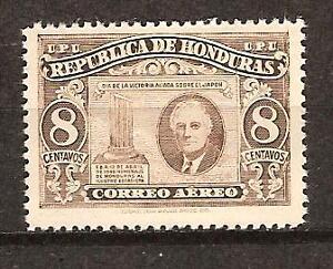 HONDURAS # C158 MNH U.S.PRESIDENT FRANKLIN D ROOSEVELT
