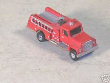 N Scale 1980  International Fire Pumper