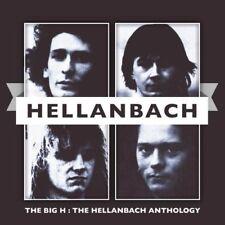 HELLANBACH - The Big H -The Hellanbach Anthology DCD (NEW*NWOBHM CLASSIC*V.HALEN