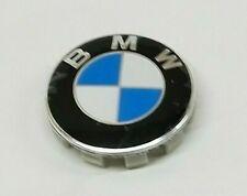 1x Logo BMW Stemma mozzo ruota coprimozzo coppa cerchio classic diametro 68mm