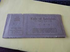 More details for  vintage postcard booklet kyle pharmacy  6 views complete -  bumped margins