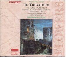 Verdi: Il Trovatore / Previtali, Lauri-volpi, Mancini, Tagliabue, Sciutti - CD