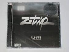 Z-TRIP - ALL PRO SOUNDTRACK - DECON - CD 2007