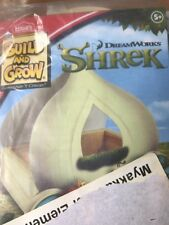 Lowes Build and Grow Wood Building Kit Shrek Onion Carriage Fiona New Sealed
