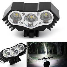 CREE 10000Lm 3 x T6 LED 4 Modi Fahrrad Lampe Licht Scheinwerfer Radsport