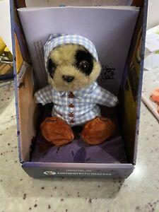 Meerkat Toy Sleepy Oleg