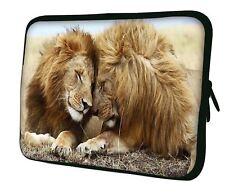 "Luxburg 8""-17.6"" Inch Design laptop notebook sleeve Soft Case Bag cover Part 1 dos leones 12"" (230x300mm)"